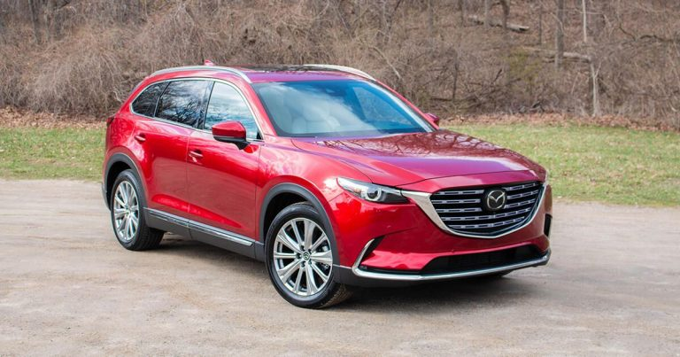 2021 Mazda CX-9 review: High style with tradeoffs