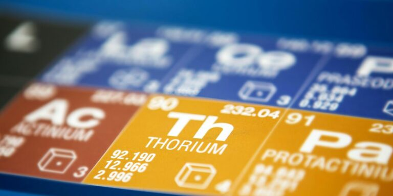 China Says It's Closing in on Thorium Nuclear Reactor