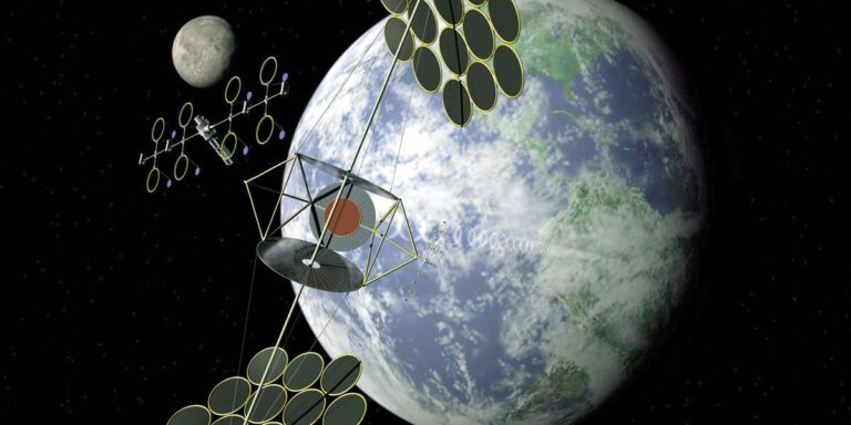 Solar Power from Space? Caltech's $100 Million Gambit