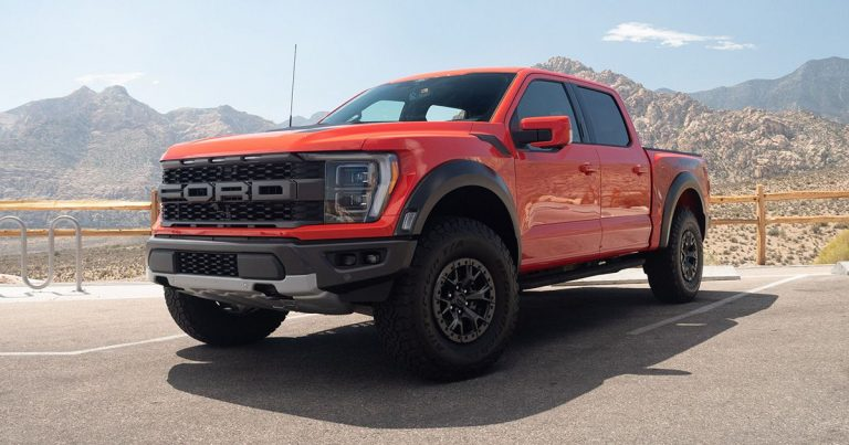 2021 Ford F-150 Raptor first drive review: American badass