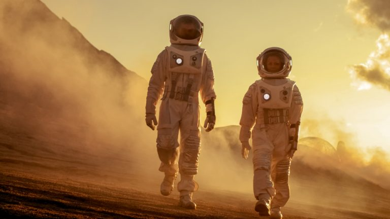 Why Haven't Humans Reached Mars?